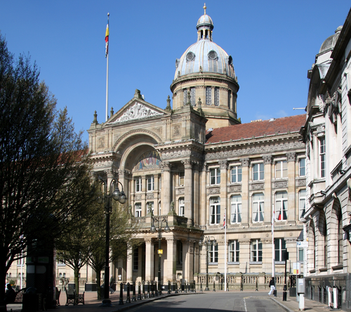 Birmingham Council House (City Hall)
