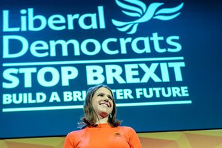 Jo Swinson Launches Lib Dem Campaign